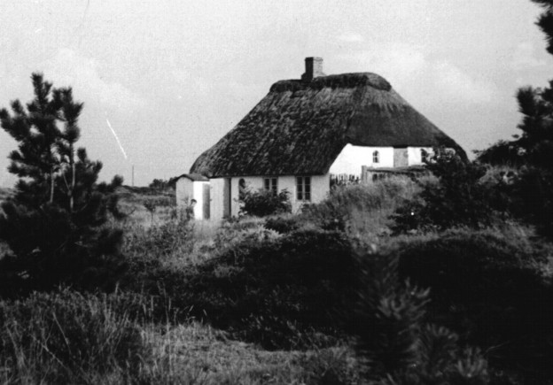 Suche nach altem Ferienhaus auf Römö